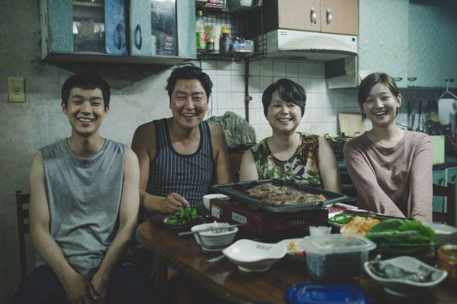 パラサイト 半地下の家族 キャスト 相関図