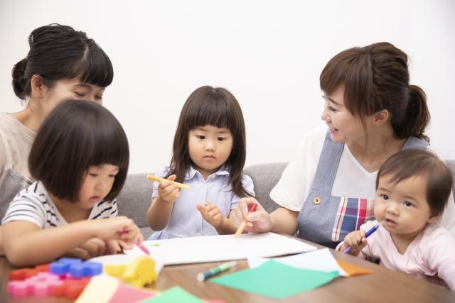 ベビーパーク 親子教室